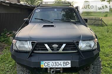 Nissan Patrol GR 2001 в Черновцах