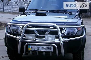 Nissan Patrol 2001 в Геническе