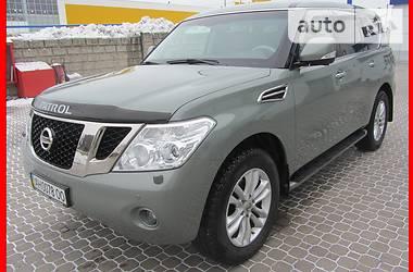 Nissan Patrol 5.6i 2011