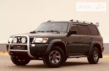 Nissan Patrol GR///TURBO 2003