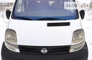 Nissan Primastar груз.-пасс. 2004 в Баре