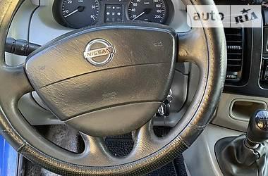 Nissan Primastar пасс. 2003 в Чемеровцах