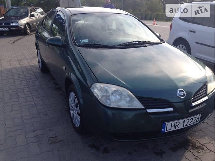 Nissan Primera 2002 в Луцке