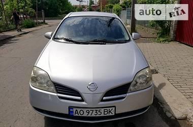 Nissan Primera 2002 в Ужгороде