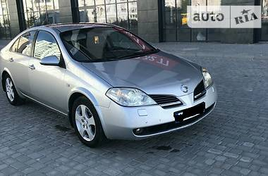 Nissan Primera 2002 в Киеве
