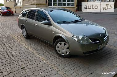 Nissan Primera 2006 в Луцке