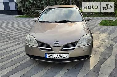 Универсал Nissan Primera 2006 в Житомире
