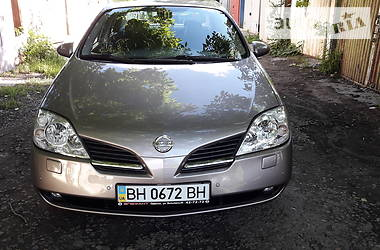 Седан Nissan Primera 2006 в Одессе