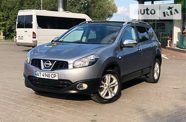 Nissan Qashqai+2 2011 в Ивано-Франковске
