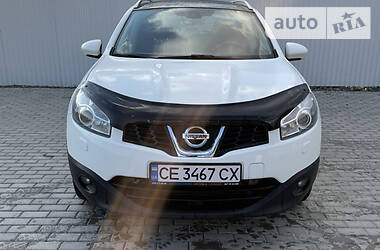 Nissan Qashqai+2 2011 в Черновцах
