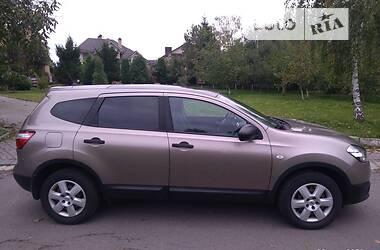 Внедорожник / Кроссовер Nissan Qashqai+2 2012 в Ровно
