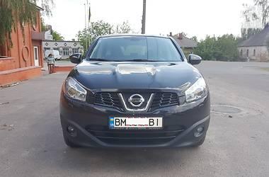 Nissan Qashqai 2010 в Ромнах