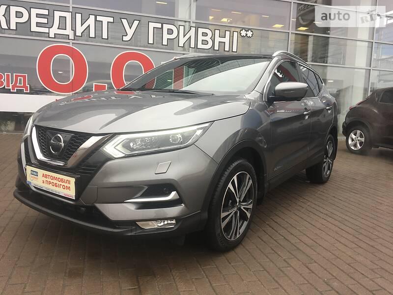 Nissan Qashqai 2017 в Киеве