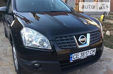 Nissan Qashqai 2008 в Черновцах