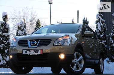 Nissan Qashqai 2008 в Трускавце