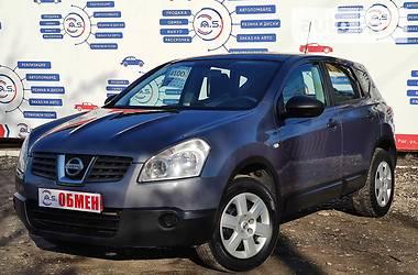 Nissan Qashqai 2008 в Кривом Роге