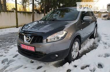 Nissan Qashqai 2013 в Житомирі