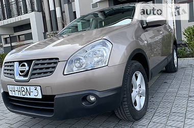 Nissan Qashqai 2008 в Стрые