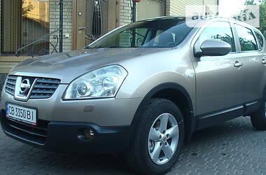 Хэтчбек Nissan Qashqai 2008 в Чернигове