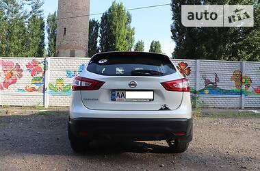 Позашляховик / Кросовер Nissan Qashqai 2016 в Києві
