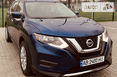 Nissan Rogue 2017 в Вінниці