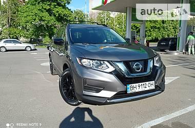 Внедорожник / Кроссовер Nissan Rogue 2017 в Одессе