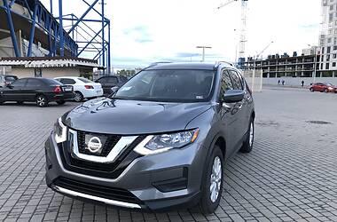Позашляховик / Кросовер Nissan Rogue 2019 в Харкові