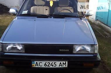 Nissan Sunny 1987 в Турійську