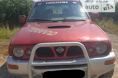Внедорожник / Кроссовер Nissan Terrano II 1998 в Мукачево