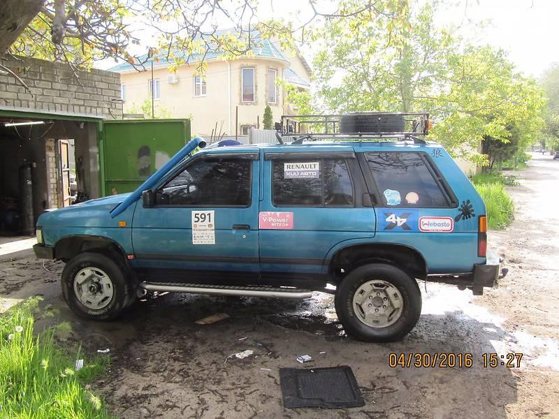 Nissan Terrano 1990 в Одессе