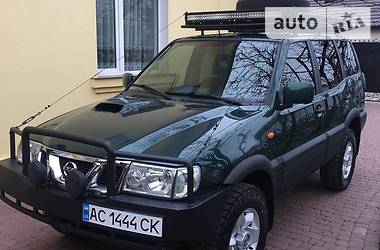 Внедорожник / Кроссовер Nissan Terrano 2004 в Нововолынске