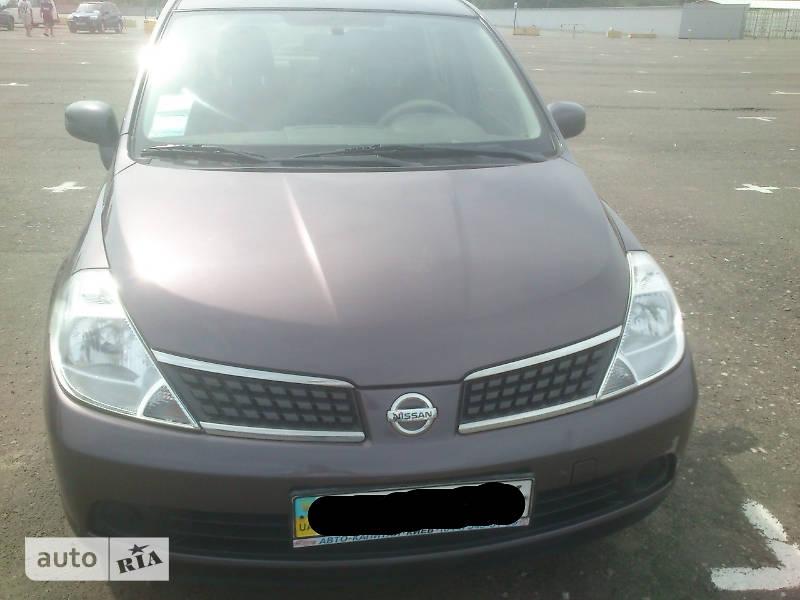 Nissan TIIDA 2008 в Броварах