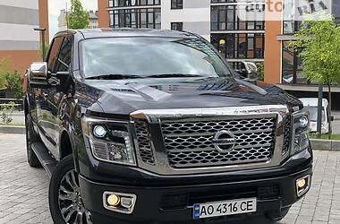 Внедорожник / Кроссовер Nissan Titan 2016 в Ивано-Франковске