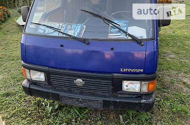 Nissan Urvan 1993 в Дубно