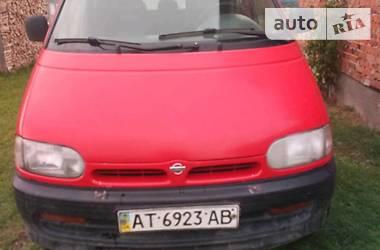 Nissan Vanette груз.-пасс. 1995 в Рожнятове