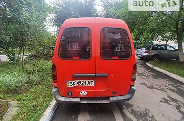 Минивэн Nissan Vanette груз.-пасс. 2000 в Ровно