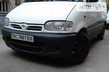 Nissan Vanette груз. 2001 в Львове