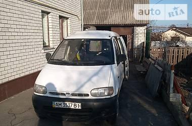 Nissan Vanette груз. 2001 в Новограде-Волынском