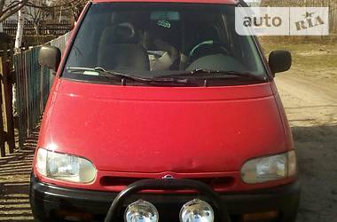 Nissan Vanette пасс. 1996 в Вараше