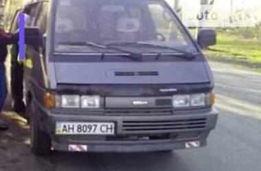 Nissan Vanette пасс. 1990 в Краматорске