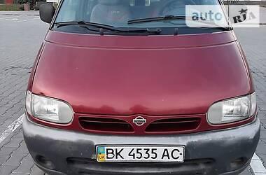 Nissan Vanette пасс. 1999 в Корце