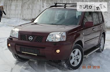 Nissan X-Trail 4X4 IDEAl 2004