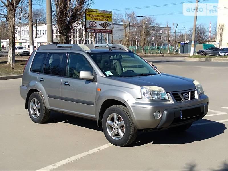 Nissan X-Trail 2003 в Харькове