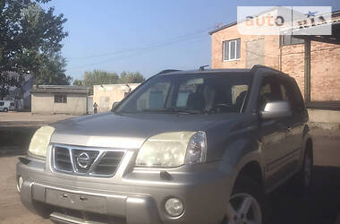 Nissan X-Trail 2003 в Житомире