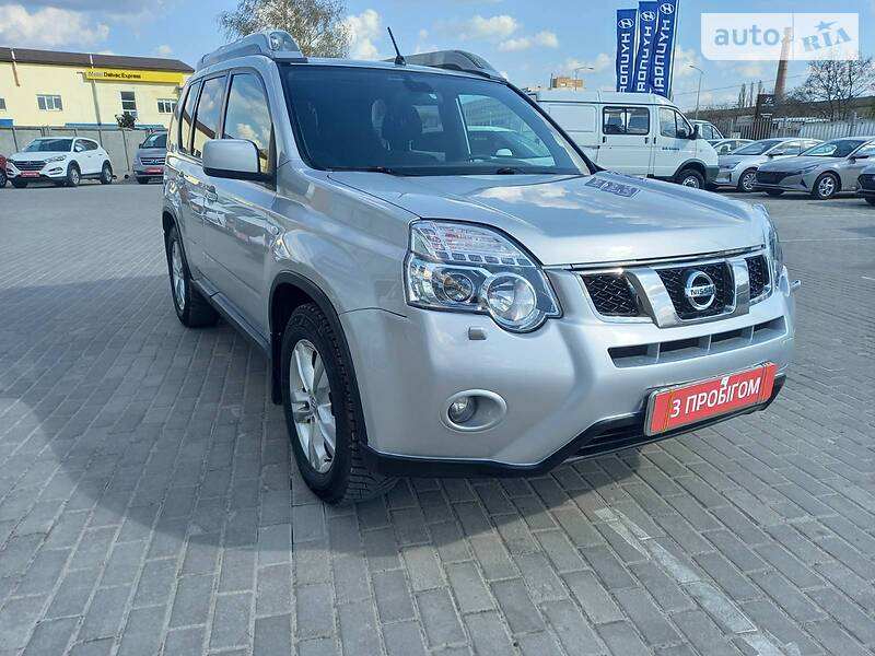 Nissan X-Trail OFFICIAL AUTO 2013