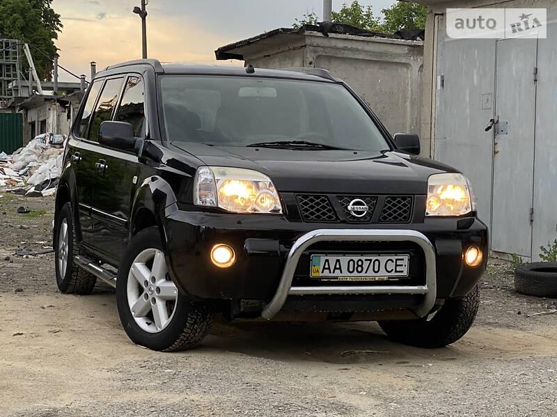 Внедорожник / Кроссовер Nissan X-Trail 2007 в Киеве