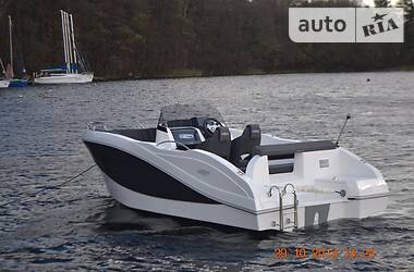 Oki Boats Barracuda 545 Open 2018