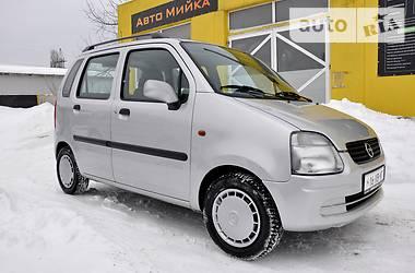 Opel Agila 2002 в Львове