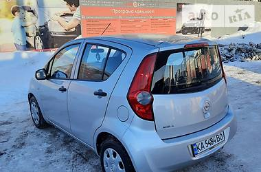Opel Agila 2009 в Киеве
