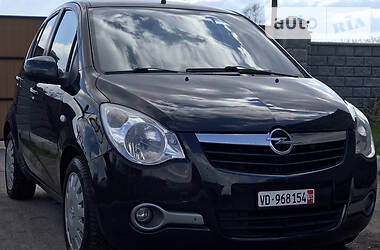 Opel Agila 2008 в Дубні